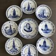Dutch Ceramic Auction (Delftware)
