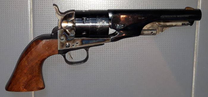 Italy - Pietta - cartridge conversion - Single Action (SA) - Revolver