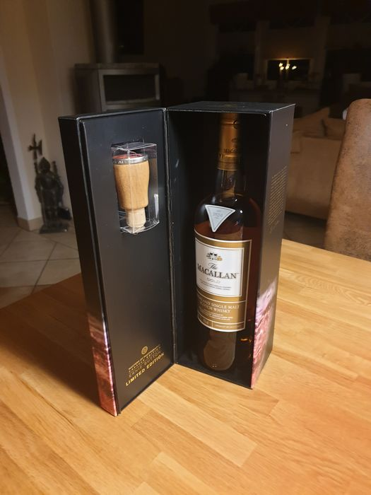 Macallan Gold - Ernie Button Limited Edition - Original bottling - 70cl