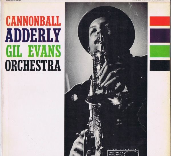 Gil Evans Orchestra Featuring Cannonball Adderley - New Bottle Old Wine (Hard Bop, Soul Jazz) - LP Album - 1960/1960