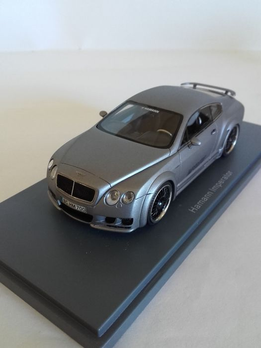 Neo Scale Models - 1:43 - Bentley - Hamann Imperator - NEO45700  - EENMALIGE AANBIEDING !!