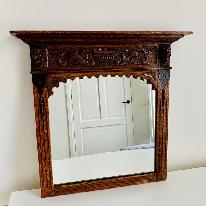 Wall mirror - Gothic Style