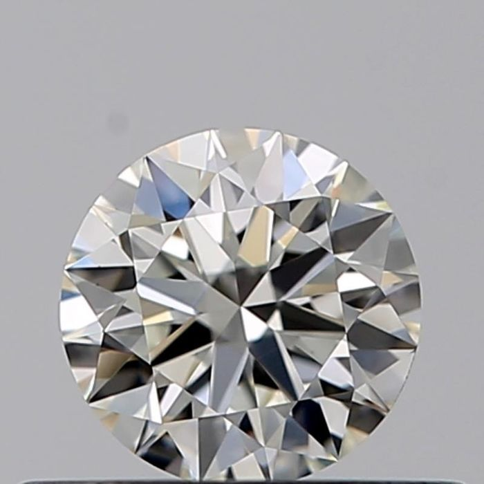 1 pcs Diamant - 0.34 ct - Brillant - K - IF (makellos), ***no reserve***