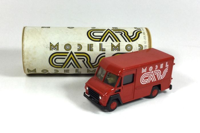 """Lion Toys - 1:50 - Commer Van - """"Model Cars"""" Limited Edition"""