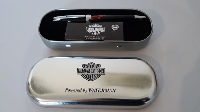 Harley-Davidson Waterman - Roller ball
