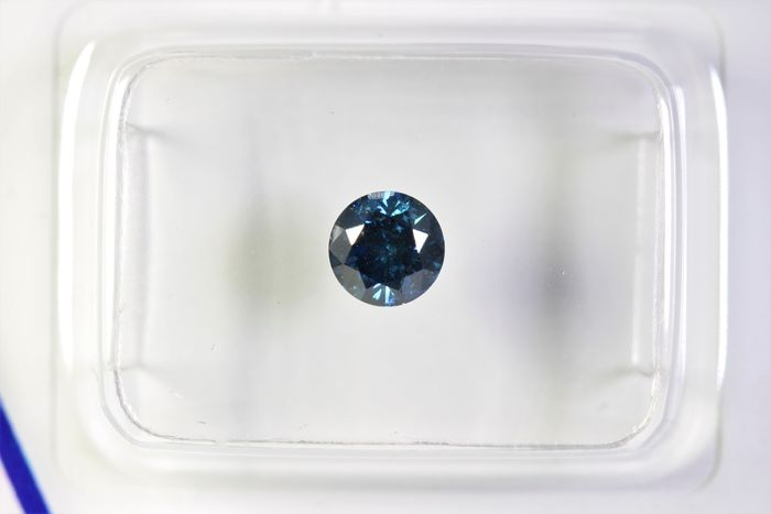Diamante - 0.39 ct - Brillante - P1 - * NO RESERVE PRICE *