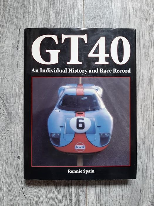 Livres - GT40 - Ford
