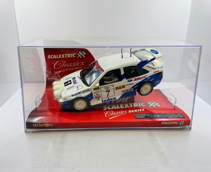 scalextric, slot - 1:32 - Ford Scort Cosworth Tecnitoys - 2006