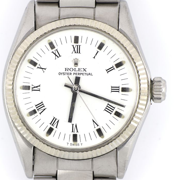 Rolex - Oyster Perpetual - 6551 '' NO RESERVE PRICE '' - Unisex - 1970-1979