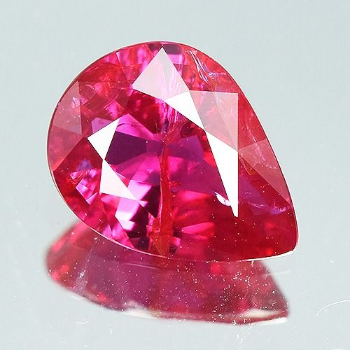 Red Ruby - 2.07 ct