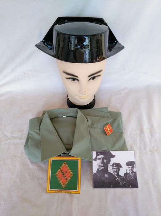 España - Guardia Civil. - Casco Guardia Civil, época franquista
