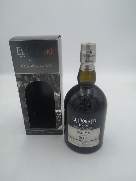 El Dorado 2004 - Albion - Rare Collection - b. 2018 - 70 cl