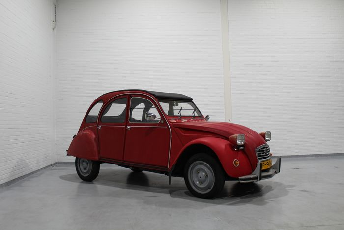 Citroën - 2CV6 ORIGINAL - 1983