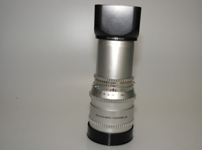 Hasselblad lens Carl Zeiss 250mm zoomlens