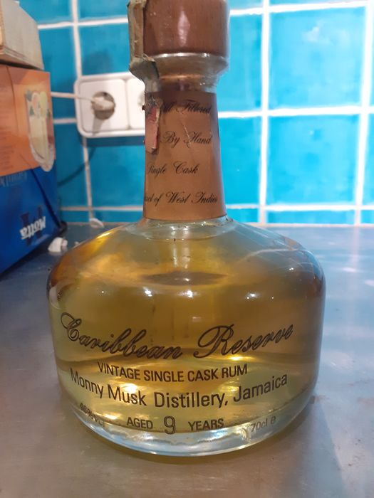 Monymusk 9 years old Liquid Gold - Single Cask - b. 2001 - 70cl