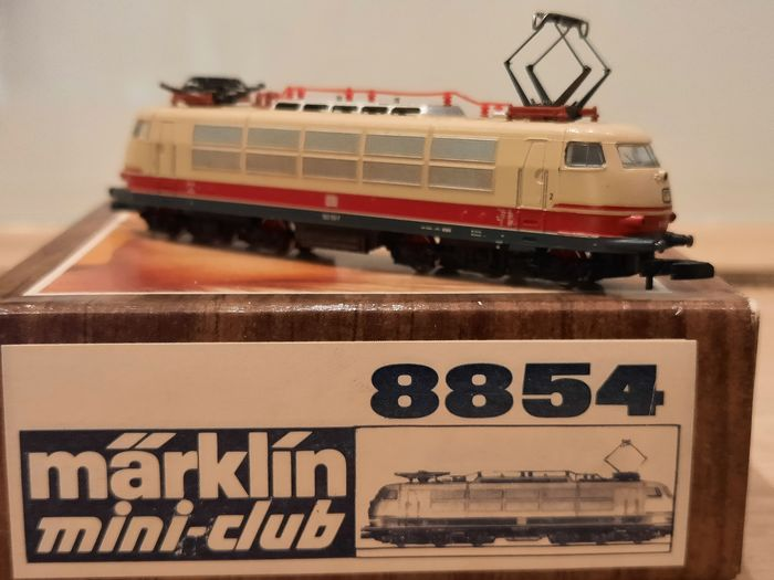 Märklin Z - 8854 - Electric locomotive - BR 103 - DB
