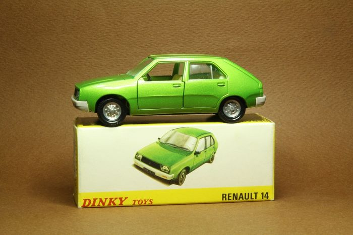 Dinky Toys - 1:43 - Renault 14 - Dinky Toys 011540