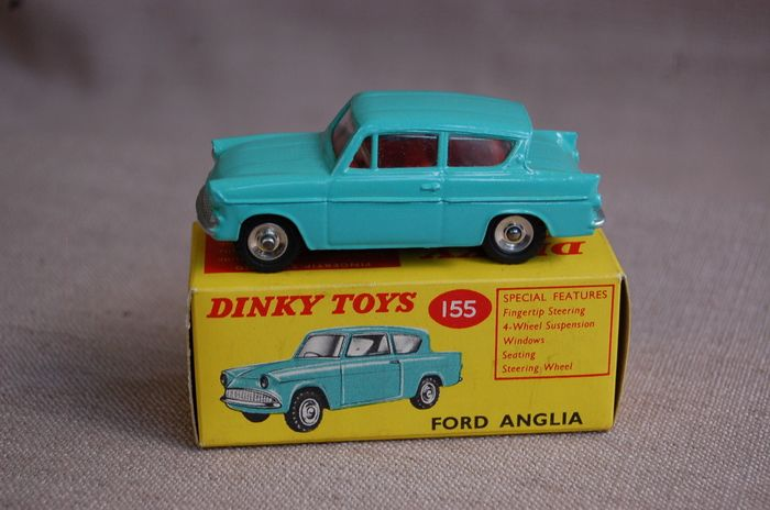 Dinky Toys - 1:43 - 155 Ford Anglia