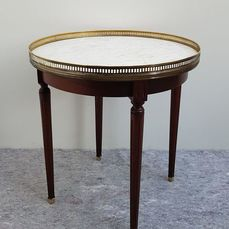 Bouillotte or Side table - Louis XVI Style