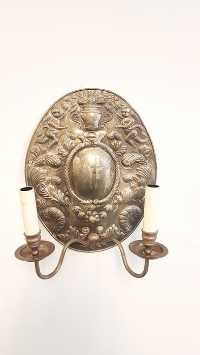 Vaughan wall chandelier-Early Dutch Collection