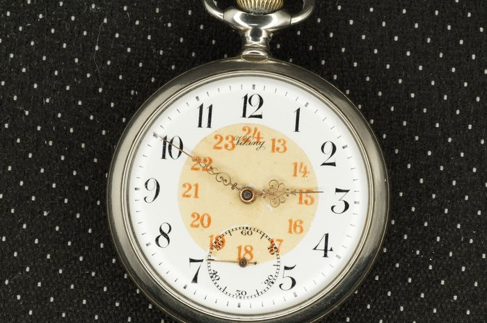 Viking cal.532 - pocket watch NO RESERVE PRICE - Herren - 1915