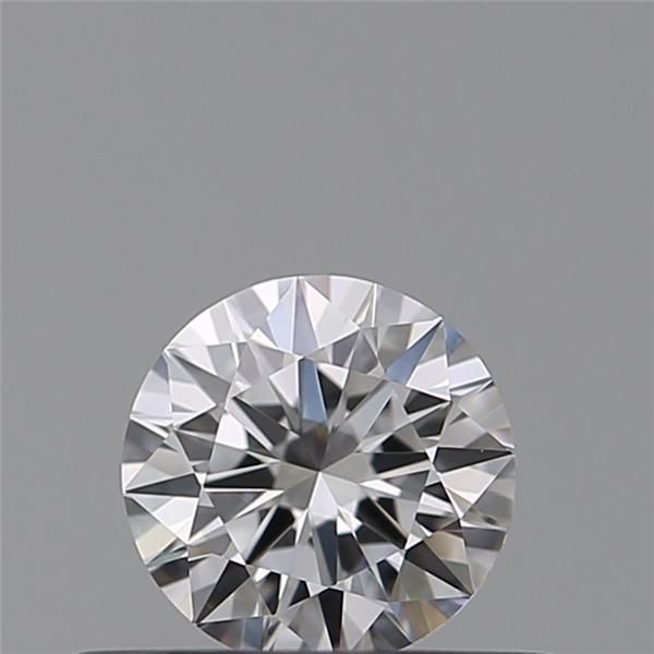 1 pcs Diamante - 0.40 ct - Brillante - D (incoloro) - IF (Inmaculado)