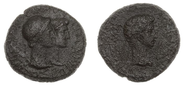 Thrace, Byzantium. Rhoemetalces I (31/11 BC-AD 12). Æ 22,  time of  Augustus.  RPC 1711