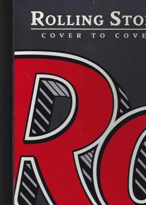 Rolling Stones - Rolling Stone : Cover To Cover The First 40 Years - Boek, Dozen set, DVD Boxset - 2007/2007