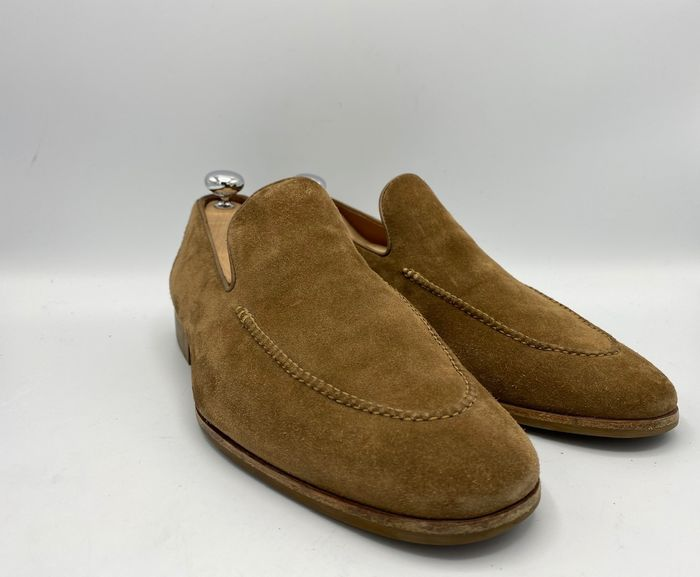 Loro Piana - City Loafer Walk - Mocassins - Taille: Chaussures / UE 42