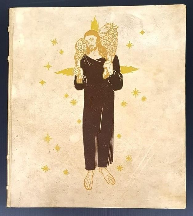 Paul Paschetto - The twenty-third Psalm illustrated by Paul Paschetto - 1927