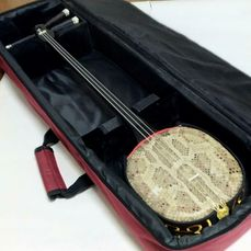 Unknown - Okinawa Sanshin - Shamisen - Japon