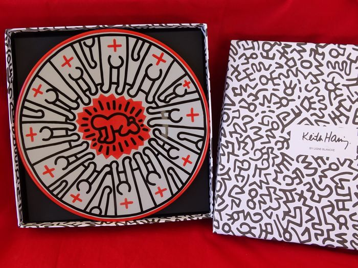 Keith Haring (after) - Untitled (1985)