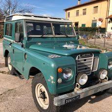 Land Rover - Land Rover 88 serie ||l - 1974