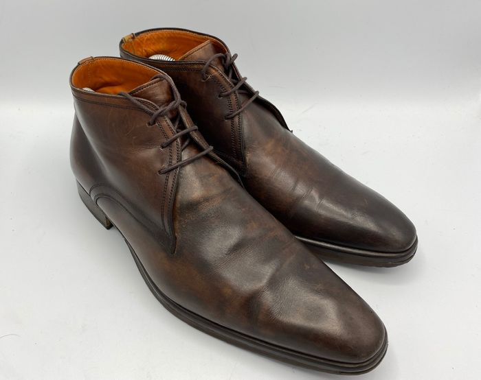 Other brand - Magnanni - Bottes Chelsea - Taille: Chaussures / UE 41