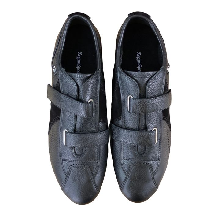 Z Zegna - Chaussures à lacets - Taille: Chaussures / UE 43.5
