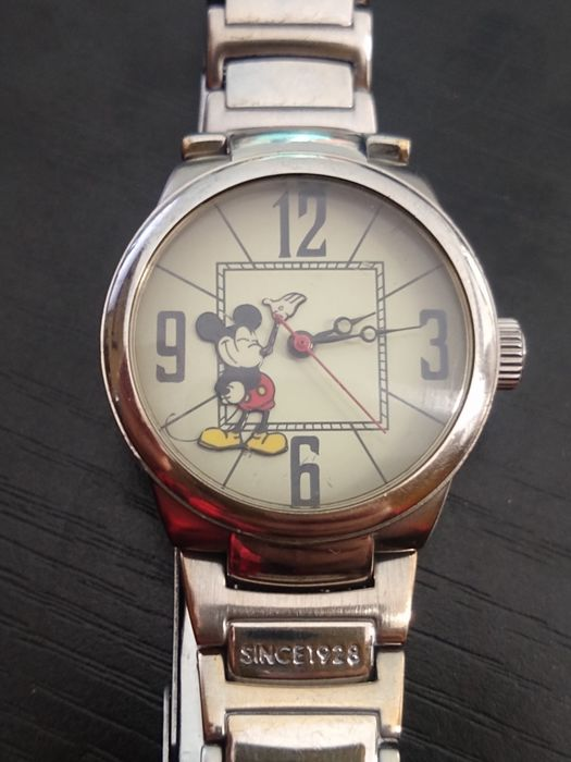 """Mickey Mouse - Limited Mickey Mouse 1928 """"House of Mouse"""" Wristwatch - Eerste druk"""