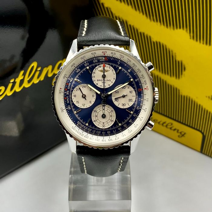 Breitling - Navitimer Twin-Sixty Chronograph - Ref. A39022 - Homme - 1990-1999
