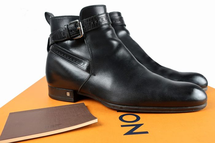 Louis Vuitton - Ontano - Bottines - Taille: Chaussures / UE 41