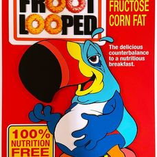 Ron English (1959) - Froot Looped
