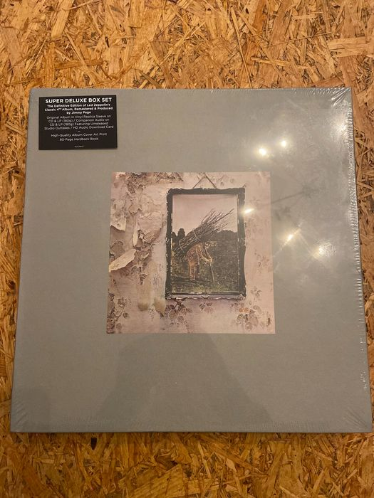 Led Zeppelin - The Defenitive Edition of Led Zeppelin's Classic 4th Album - Box set - 2014/2014