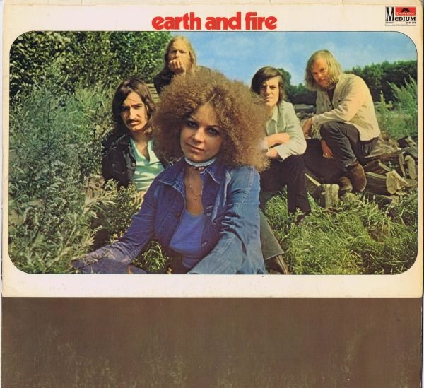 Earth & Fire - Earth and Fire - LP album - 1970