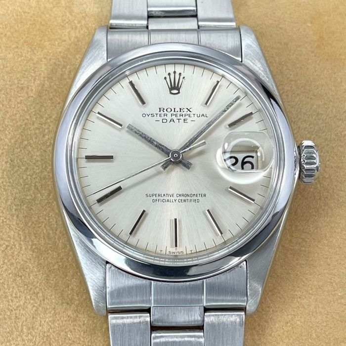 Rolex - Oyster Perpetual Date - 1500 - Unisexe - 1968