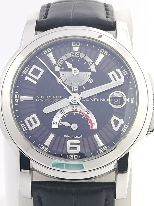 "Candino Automatic - Tradition Lines Power Reserve ""NO RESERVE PRICE"" - C4313/C - Hombre - 2011 - actualidad"