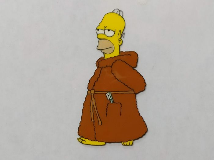 The Simpsons - Animation cel of Homer - Episode 'Homer the Heretic' (1992)