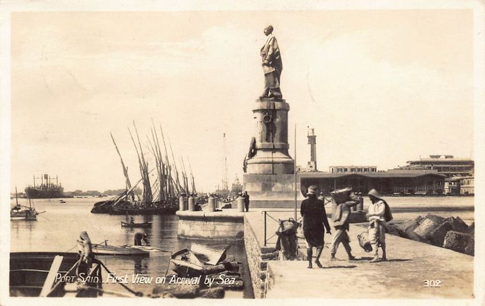 Egypt - City & Landscape - Postcards (Collection of 152) - 1910