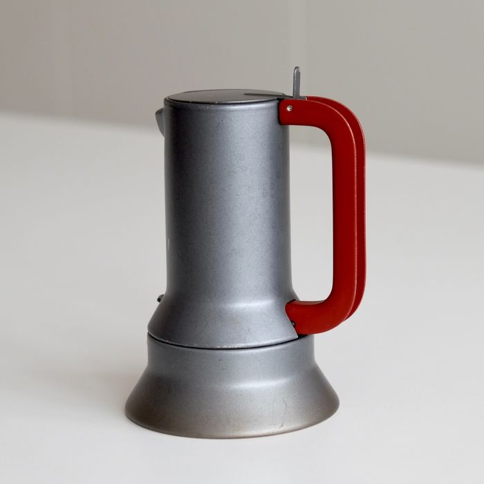 Richard Sapper - Alessi - Cafetière expresso - 9090 Antracita