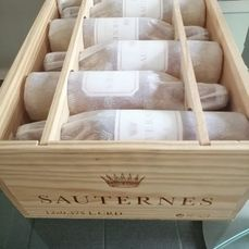 Assortment Case of Sauternes Number 1 to 6 by Chateau d'Yquem - Sauternes - 12 Bottiglie da mezzo (0,375 L)