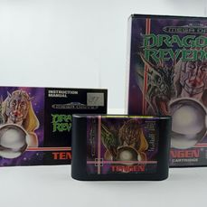Sega Sega Mega Drive - Dragon´s Revenge - Video Spiele (1) - In Originalverpackung