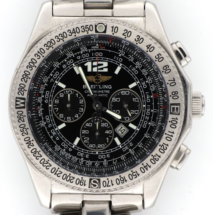 Breitling - B-2 - Ref. A42362 - NO RESERVE PRICE - Homme - 2000-2010