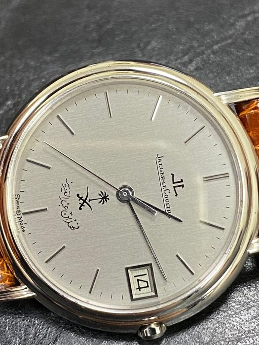 Jaeger-LeCoultre - 1980 - special limited product - Homme - 1980-1989